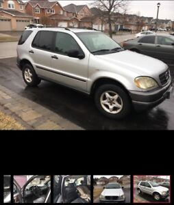 1998 ML320 Mercedes Benz