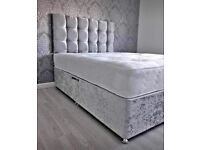 BEDS🛌💤more designs AVAILABLE✅free delivery 🚚