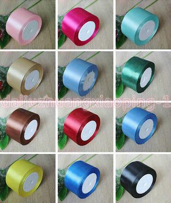 24 Yards Silk Grosgrain Surface Ribbon Various specifications Wedding Birthday - Birthday Ribbon