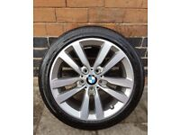 "New 17"" BMW 1 Series Sport Alloy Wheels (3 still left)"