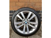 "New 17"" BMW 1 Series Sport Alloy Wheels (3 Wheels left)"