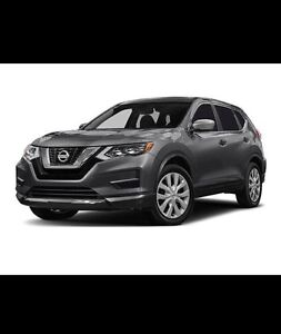 2017 Nissan Rogue Lease Takeover