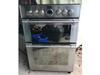 Sterling Mini Range 600DF 60cm Dual Fuel Cooker