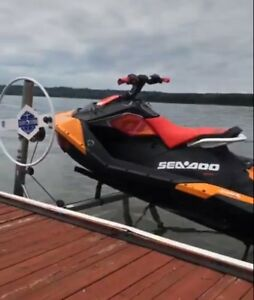 Like new seadoo Trixx