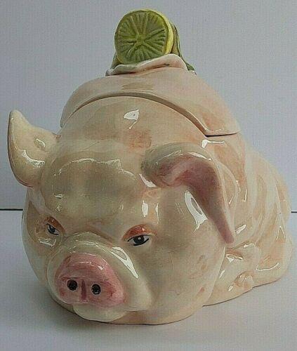 Vintage Pig Tureen
