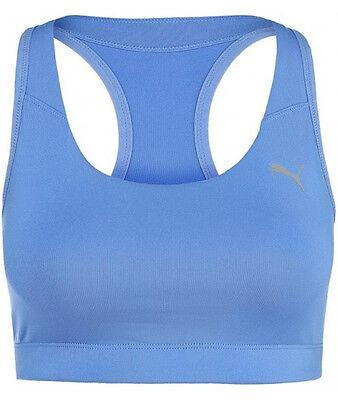 New PUMA Sports Bra Vest Top - Ladies Womens - Running Gym Training Fitness