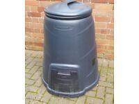 Blackwall 330L Garden Compost Bin / Composter Bin / Food Waste Recycling