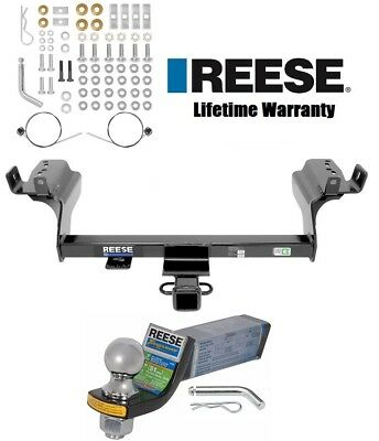 Reese Trailer Hitch For 13-19 Ford Escape All Styles Class 3 w/ Mount & 2