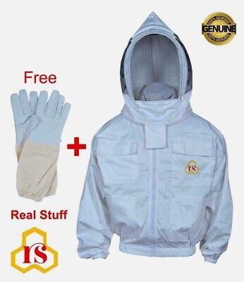 Bee Cotton Suit Top Quality Fencing Veil Protective Hat Lure Bio Hornet 2xl2xl