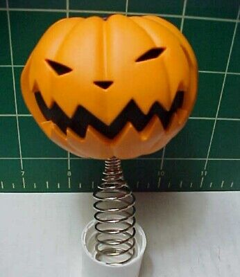 2020 Disney Nightmare B4 Christmas Pumpkin King Hallmark Miniature Tree Topper