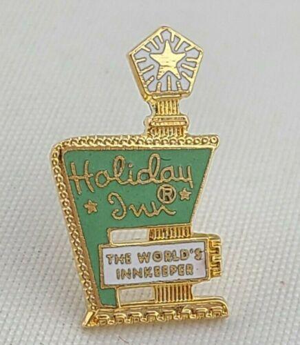 Vintage Holiday Inn Service Pin Tie Tack