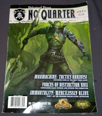 No Quarter Magazine: Issue #55
