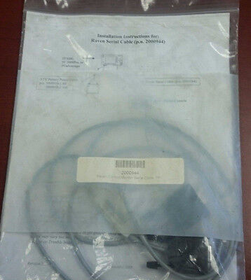 Ag Leader Pn 2000944 Raven Controlmonitor Serial Cable- Pf