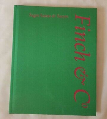 FINCH & CO HARDBACK CATALOGUE NO31 SAGES SAINTS & SATYRS ++