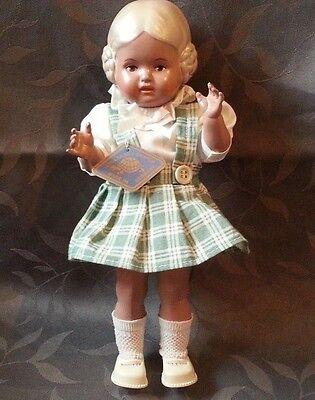 Schildkröt Puppe Bärbel 25