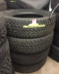 Winter Tires 225 65 R16 Goodyear
