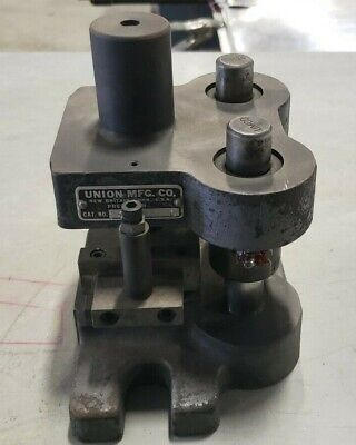 Union Punch Press Die Shoe