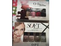 Mini Brand new O.P.I nail polish sets brought for £12.99 each