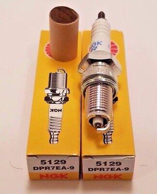 SET OF 2 NGK DPR7EA-9 Spark Plug 5129