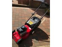 Sovereign Lawnmower Petrol 4 Stroke