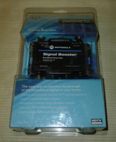 Motorola Signal Booster, Broadband Drop Amp 484095-001-00