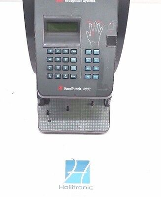 SCHLAGE Recognition systems HandPunch HP-4000