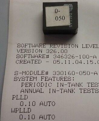 Veeder-root Tls-350 Sem Wplld Base Compliance Test 330160-050 Gilbarco Emc