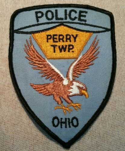 OH Perry Twp. Ohio Police Patch