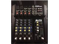 Alto ZMX 862 6 channel mixer