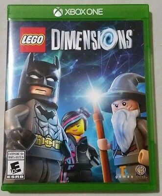 New Factory Sealed Lego Dimensions Microsoft Xbox One Replacement Game Only