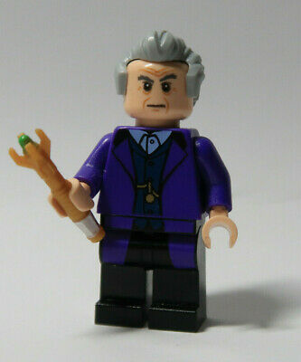 Eleventh Doctor 21304 Idea Who Sonic Screwdriver Super Hero LEGO Minifigure