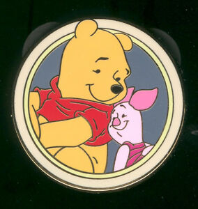 Best Friends Mystery Pack Winnie the Pooh and Piglet Disney Pin 90196