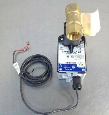 Johnson Controls Va9203-gga-2z Actuator Vg1245cnh943gga 6c