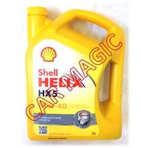 Shell helix hx5 15w 40 gasoline petrol diesel engine for Shell diesel motor oil