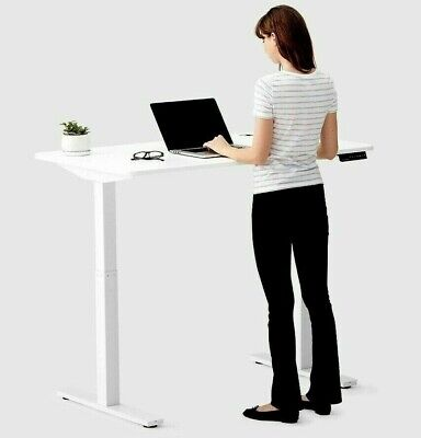 Electric Sit-stand Standing Desk Adjustable Height Desk Wdual Electric Motors