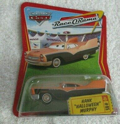 Disney Pixar The World of Cars Race O Rama Hank Halloween Murphy #85