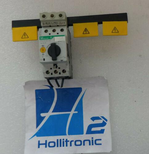 Eaton Moeller PKZM0-20 Motor Protector Controller Circuit Breaker