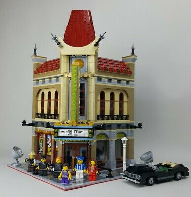 Lego Creator Expert Palace Cinema 10232 Complete With Box & Instructions