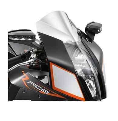 OEM KTM Carreras Parabrisas Parabrisas Tintado 2008-2015 1190 RC8R 69108908000