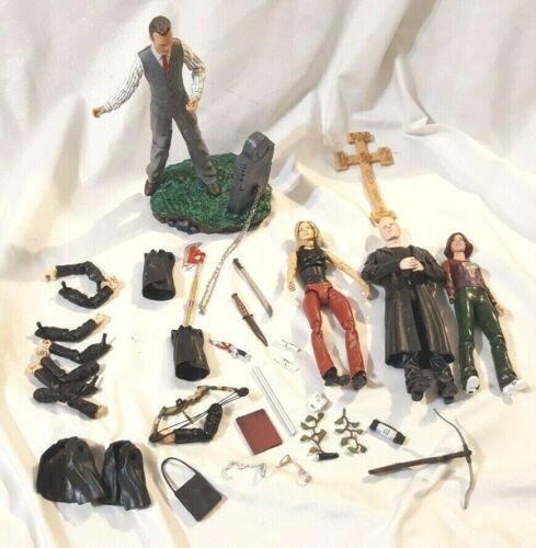 Buffy the Vampire Slayer Action Figure Lot