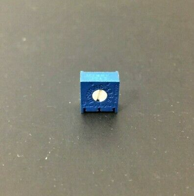 Bourns 3386m-1-104 100k Ohm .5w Single Turn Cermet Trimmer Potentiometer