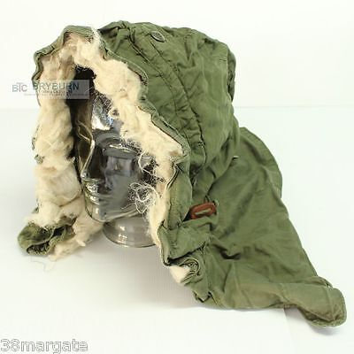 US M-51/M65 Cold Weather Hood for Fishtail Parka & M65 Field Jacket, used for sale  Shipping to United States