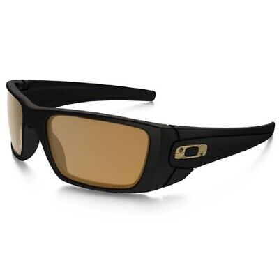 OAKLEY SI FUEL CELL 75th Ranger Regiment Matte Black Bronze Sonnenbrille Brille