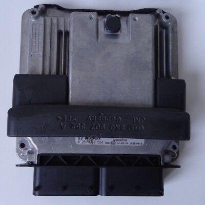 PORSCHE MACAN 95B S ENGINE ECU 0281030554 059907309A