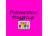 Palmerston Playgroup, Barry