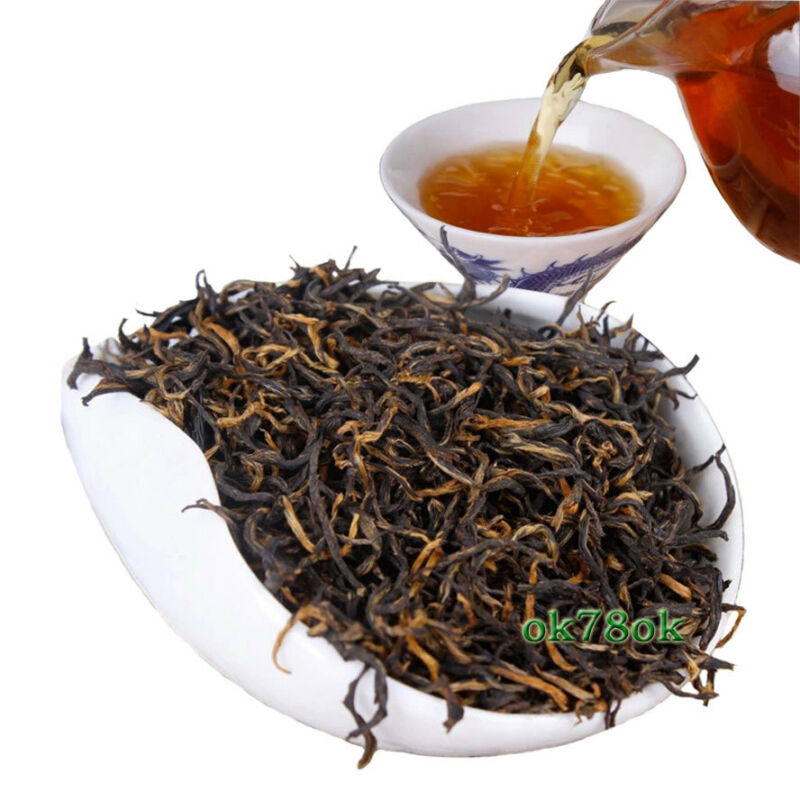 Supreme Jin Jun Mei Golden Eyebrow Top Wuyi Black Tea CHINA BLACK TEA