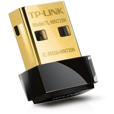 Tp-link Usb (TP-Link 150 Mbit Nano USB WLAN Stick Wireless TL-WN725N Mini Adapter Dongle)