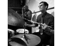 Drum Lessons with Joel Barford - Experienced professional musician/educator based in NW London