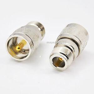 UHF-PL259-male-plug-to-N-female-RF-Radio-connector-adapter