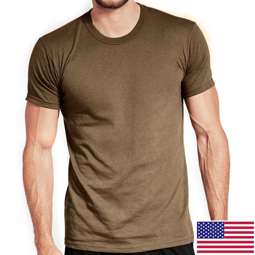 c739f4453 Soffe 3-Pack Tan OCP T-Shirt, 50/50 Cotton Poly